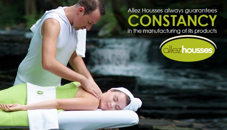 Allez House always guarantees constancy in manufacturing of its products